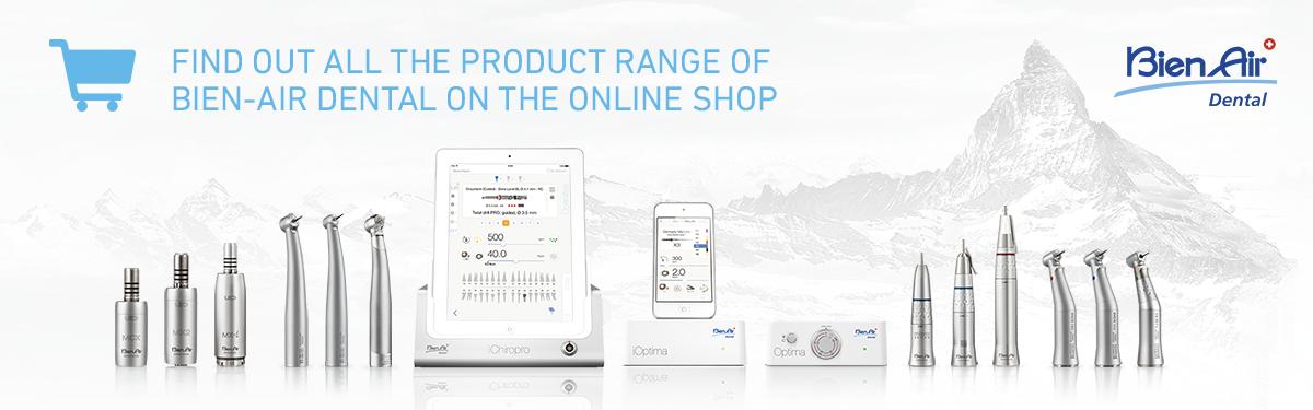 Bien-Air Dental Online Shop