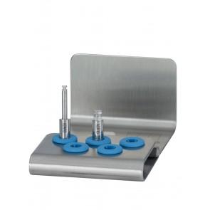 Instrumentenständer Physiolift®, Halter mit großen Öffnungen